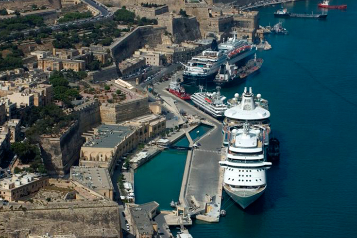 Valletta Cruise Port