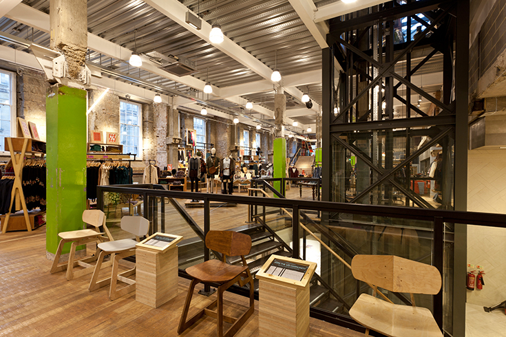 Urban Outfitters, Newcastle