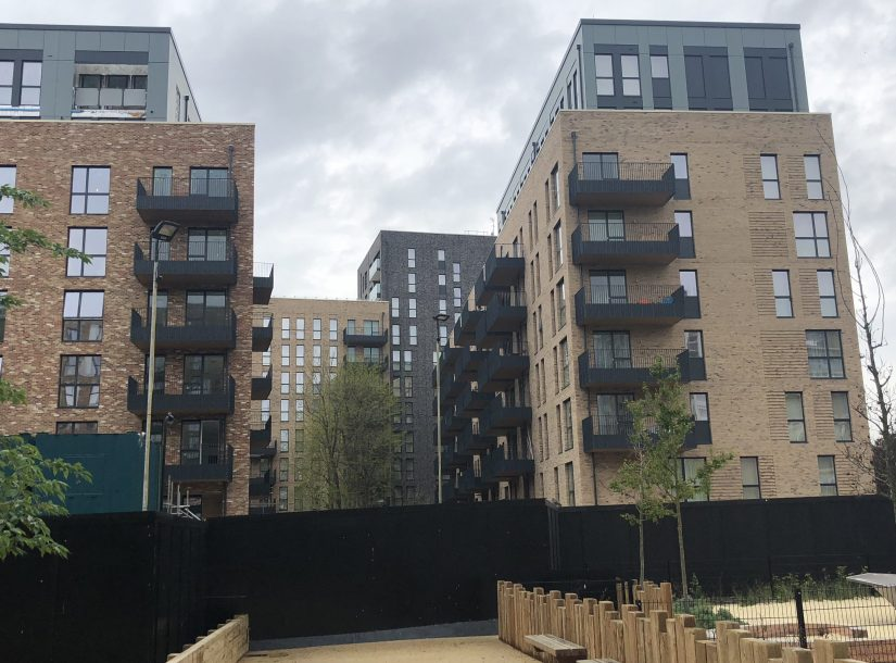 South Acton – Completed Phases
