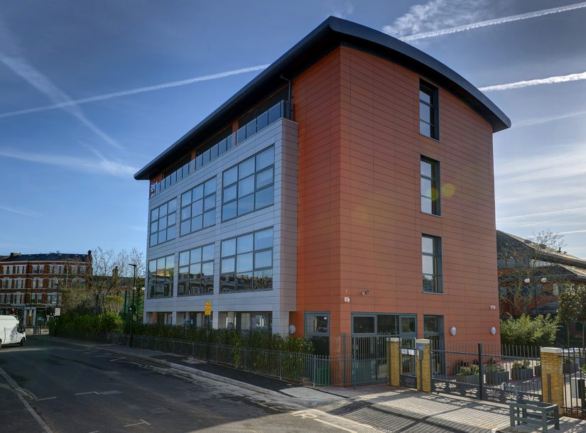 Kew House School – Sixth Form Centre Complete