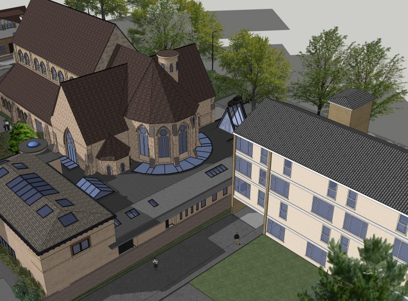 St Mildreds Church Development