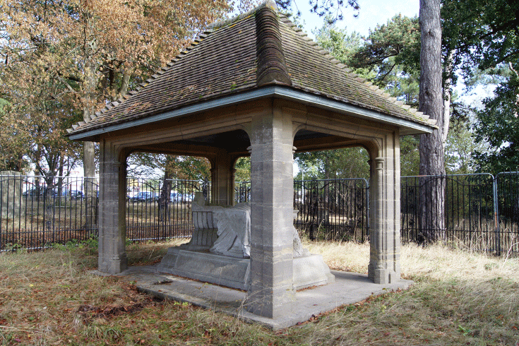 Sir David Yule's Mausoleum