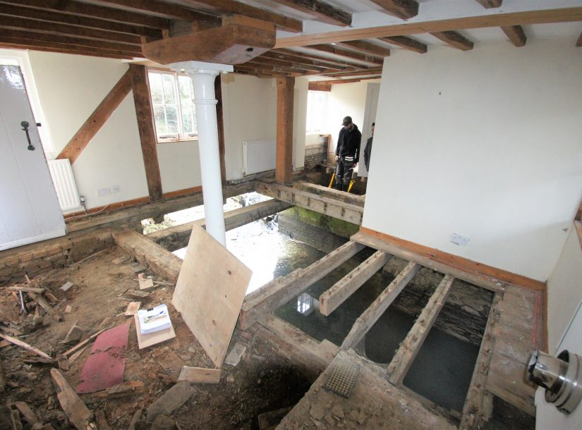 Water Mill near Ashford – CTP Consulting Engineers