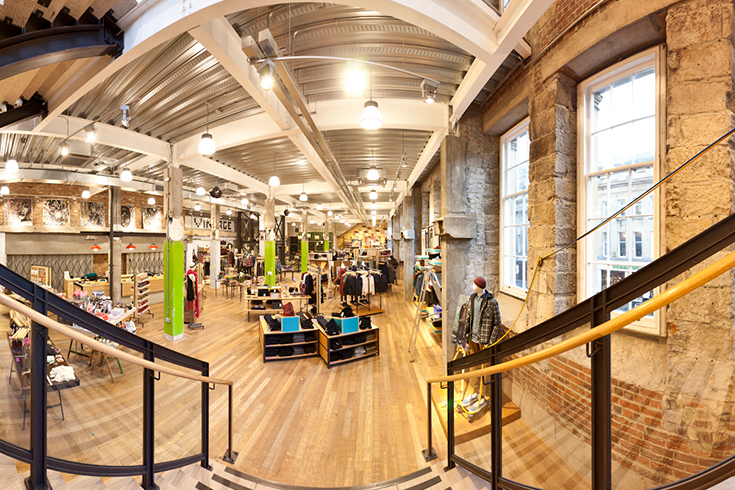 Urban Outfitters, Cardiff