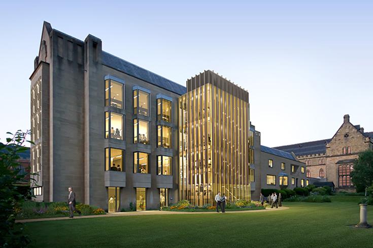 Tonbridge School – Smythe Library