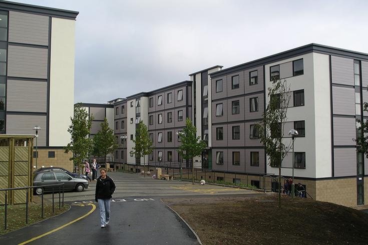 Student Residence, University of Kent
