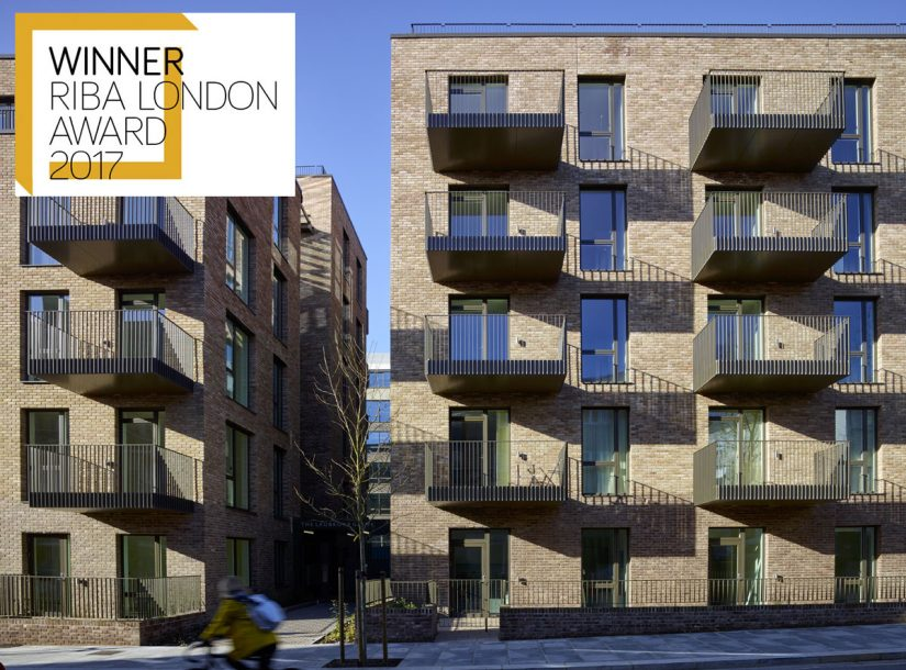 The Ladbroke Grove – RIBA London Award 2017