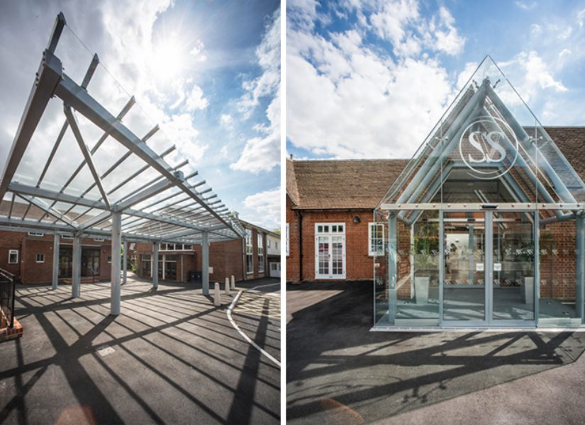 Sutton Valance School – New Reception and Front of House Works