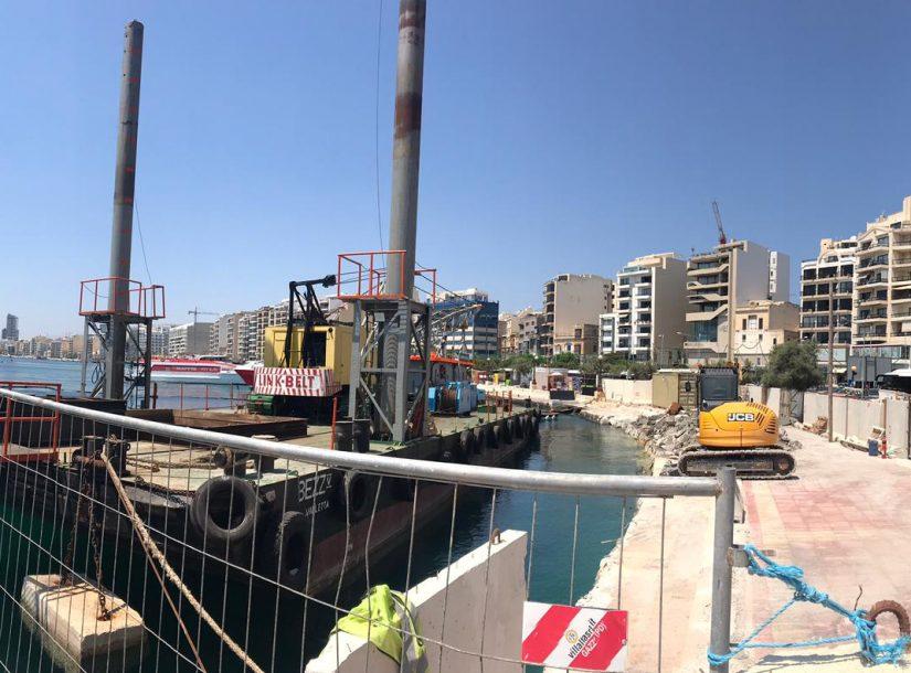 Sliema Ferry Landing Place, Malta